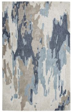 Rizzy Home 2 ft. x 8 ft. Vogue Area Rug, Grey, As Shown Textured Carpet, Patterned Carpet, Grunge Outfits, Art Grunge, Console Table Living Room, Fabric Rug, Stone Texture, Modern Carpet, Carpet Design