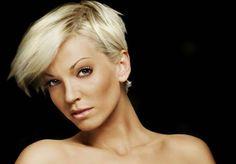 sarah harding hair - Google Search Sarah Harding Hair, Girls Aloud, The Rival, Sexy Shorts, False Eyelashes, Girl Group, Short Hair Styles, Dancer, Actresses
