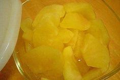 「「レンジで簡単に! リンゴの甘煮」   ♪♪」耐熱容器とレンジで簡単に作れます。(*^_^*)【楽天レシピ】