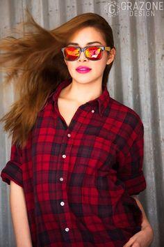 Bamboo Finish Beautiful Designer Sunglasses For Men and Women