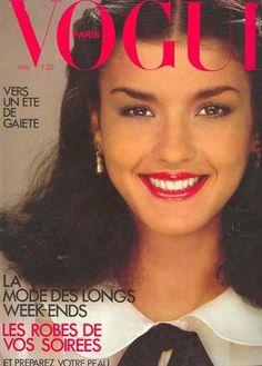 Janice Dickinson, Vogue Paris, May 1978. Photo Mike Reinhardt