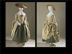 Robe a la Polonaise 1775