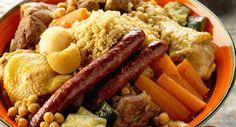 Couscous tunisienVoir la recette >>