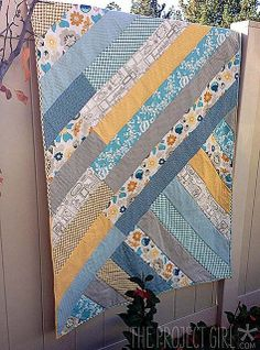 Lost & Found 2 Blog by Fat Quarter Shop, via Flickr LOVE THIS FABRIC LINE