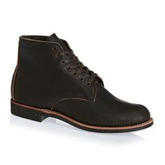 Red Wing Boots - Red Wing Merchant Boots - Ebony Harness