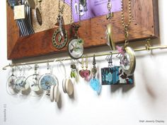 Awesome way to store your jewelery