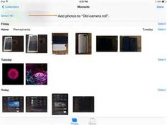 Search Lost camera roll icon. Views 141417.