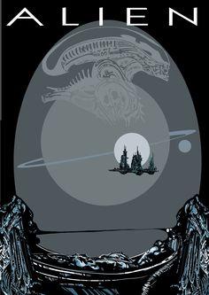Alien by Neil Branquinho *