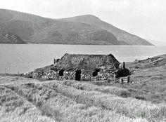 West Loch Tarbert, Isle of Harris, Western Isles, Scotland