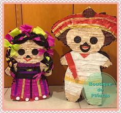 Indios mexicanos • Piñata • $580 | 2 días para hacerla + 5-6 días hábiles de envío a todo México |
