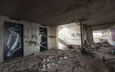The Graffiti Hotel