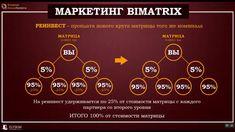 Подробный Маркетинг Биматрикс компании Элизиум и ЕВРОИНВЕСТ