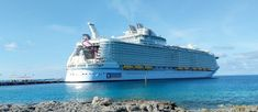 The world's largest cruise ship, Symphony of the Seas can carry more than passengers. Add in crew members, and no doubt, it's a floating city. Best Cruise Deals, Best Cruise Ships, Symphony Of The Seas, Harmony Of The Seas, Cruise Ship Pictures, Cruise Prices, Deck Cost, Cool Deck, Deck Plans