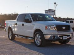 Used 2007 Ford F150 XLT