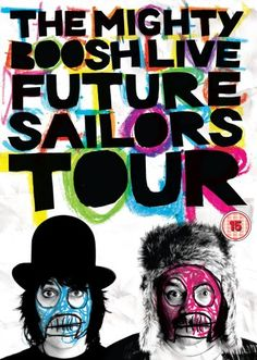 NEED THIS- if anyone can find a Region 1 copy, let me know!! The Mighty Boosh: Live - Future Sailors Tour [DVD]