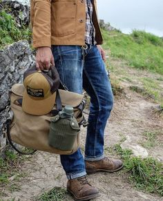 Urban Fashion, Mens Fashion, Fashion Outfits, Red Wing Iron Ranger, American Casual, Red Wing Boots, Mens Essentials, Dry Goods, New Wardrobe