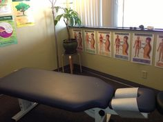 Third Adjusting Room | Yelp Chiropractic, Halo, Third, Room, Furniture, Beautiful, Home Decor, Bedroom, Decoration Home