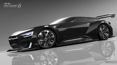 Vision Gran Turismo es un proyecto revolucionario diseñado para los amantes de los coches de todo el mundo. El coche pro...
