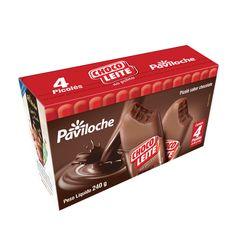 """JARAGUÁ DO SUL / JOINVILLE (SC) - A parceria entre as empresas catarinenses Paviloche e Chocoleite, que no ano passado lançaram o """"Chocoleite no palito"""", deu tão certo que o produto ganhou uma nova forma de comercialização."""