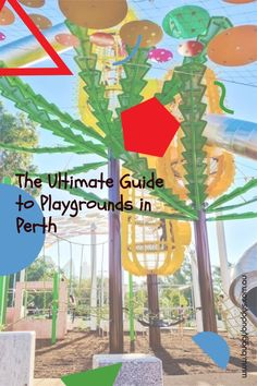 Take a look at a list of the best playgrounds in Perth, Western Australia. These are the playgrounds you'll want to bring your kids to if you're from Perth or just visiting. #kids #families #playground Nest Swing, Sand Pit, Family Days Out, Traffic Light, Picnic Area, Playgrounds, Imaginative Play, Sandy Beaches, Western Australia