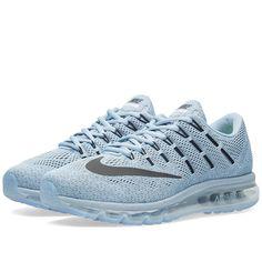 Nike Air Max 2016 (Blue Grey, Black & Ocean Fog)