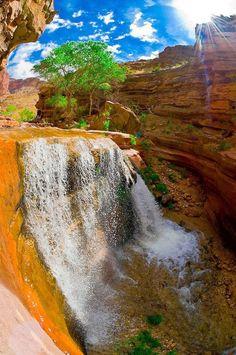 Colorado River in Grand Canyon, Grand Canyon National Park, Arizona USA