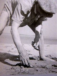 Le Corbusier sand casting