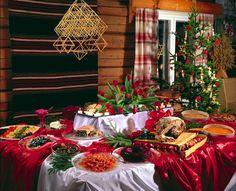 Supisuomalainen joulu.