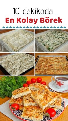 Filet Crochet Charts, Good Food, Food And Drink, Cookies, Breakfast, Ethnic Recipes, Turkish Cuisine, Turkish Language, Cooking