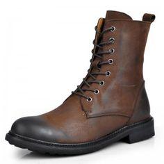 nice fashion men's boot