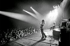 Led Zeppelin, detroit 1975