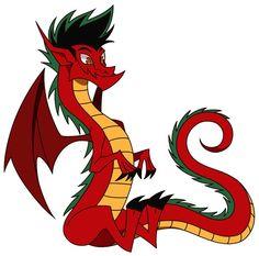 Dragón Fire Dragon, Dragon Art, Disney Go, Disney Bound, We Are The Mighty, Jake Long, Pixar, American Dragon, Dragon's Teeth
