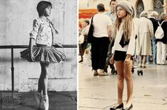 thylane loubry blondeau. 10 yr old french vouge model
