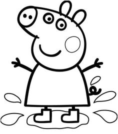 Here are the Interesting Peppa Pig Colouring Pages. This post about Interesting Peppa Pig Colouring Pages was posted under the Coloring Pages . Peppa Pig Coloring Pages, Princess Coloring Pages, Cartoon Coloring Pages, Disney Coloring Pages, Colouring Pages, Coloring Pages For Kids, Coloring Books, Image Peppa Pig, Peppa Pig Images