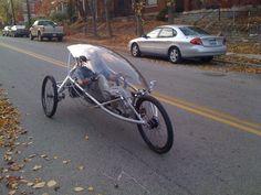 Trimtab3x3 Human/Electric Hybrid by David Parrott at Coroflot.com