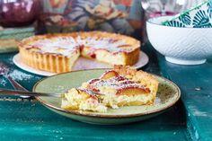 Túrós nektarinos pite Ale, French Toast, Sweets, Breakfast, Recipes, Food, Kitchen, Morning Coffee, Cooking