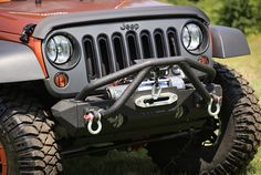 Double X Striker, Black, 76-86 CJ, 87-14 Jeep Wrangler (YJ,TJ,JK)