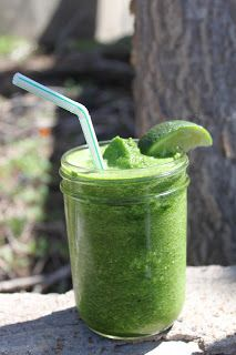 Green Smoothie | Meatless Meals for Meat Eaters