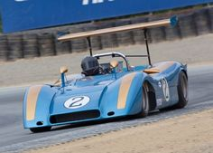 1969 Ford CanAm