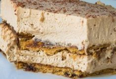 Coffee fridge cake that requires no cooking Announcement This coffee fridge dessert that requires no cooking will please you and all your guests. Ingredients: 20 to 25 Graham crackers 4 cups cream, refrigerated cup powdered sugar cup milk 8 tablespoons… Coffee Dessert, Pie Dessert, Desserts Rafraîchissants, Dessert Recipes, Biscuits Graham, Fridge Cake, Cafe Creme, Pie Crumble, Icebox Cake