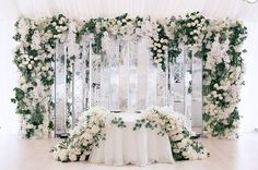Wedding Table Themes Couple New Ideas wedding tables themes Wedding Table Themes Couple New Ideas Wedding Table Themes, Bridal Table, Wedding Decorations, Wedding Stage, Wedding Ceremony, Dream Wedding, Backdrop Design, Wedding Background, Ceremony Backdrop