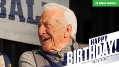 Happy birthday to our very own Bob Uecker! #DeltaDentalBirthdays