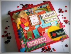 Álbum de Fotos Viagem: Canadá
