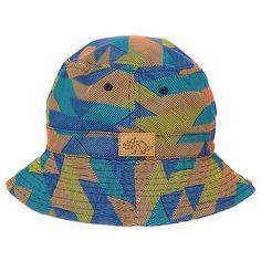 Geometric Print Bucket Hat | Target Australia