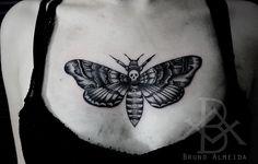 #blackwork #dotwork #tattoo #blacktattoo #dotworkers #tatuagem #butterfly  #butterflytattoo  #butterflyblackwork