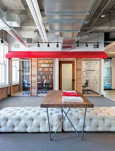 Shout it Out: Yelp's San Francisco HQ by Studio O+A   Projects   Interior Design