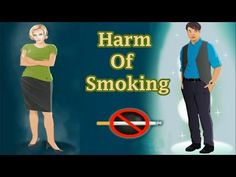 Harmful Effects Of Tobacco On The Human Body, Educational Video For Children - YouTube