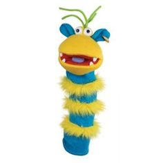 Buy The Puppet Company Ringo Glove Puppet at Argos.co.uk - Your Online Shop for Teddy bears and interactive soft toys.