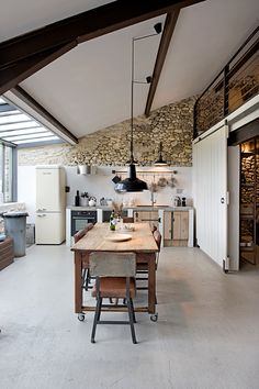 A 17th-century barn conversion gets a contemporary update in Lot et Garonne, France
