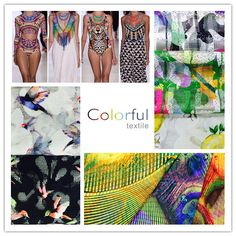 Colorful Textile. Ready for Summer 2015.  market@colorfultex.net